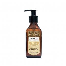 Arganicare Ser fara clatire, protector, regenerant cu ulei de ricin pentru toate tipurile de par 100 ml