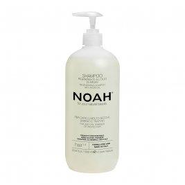 Noah Sampon natural regenerant cu ulei de argan pentru par foarte uscat si tratat (1.4) 1000 ml