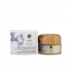 Naobay Detox Crema oxigenanta pentru fata, Light 50ml