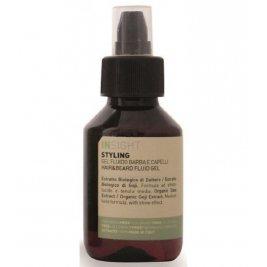 Insight - Gel fluid pentru par si barba cu extract de curmale 100 ml