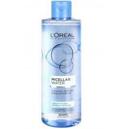 L'Oreal Paris Apa Micelara pentru ten sensibil, normal si mixt, 400 ml