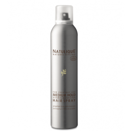 Natulique Fixativ Vegan cu Vitamina B5 pentru sustinere medie 300ml