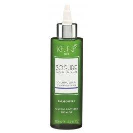 Keune Elixir calmant pentru scalp sensibil So Pure Calming 150ml