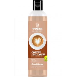 CECE Vegan Desserts - Balsam vegan cu cafea si lapte de soia 300ml