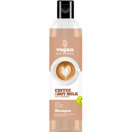 CECE Vegan Desserts - Sampon vegan cu lapte de soia si cafea 300ml