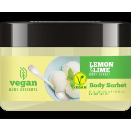 CECE Vegan Desserts - Crema vegana de corp cu Lamaie pentru hidratare 250ml