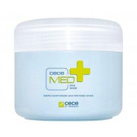 CECE Med - Masca cu extract de matase pentru par degradat si uscat 200 ml